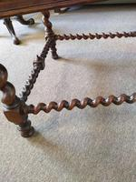 Victorian Carved Barley Twist Chair (7 of 7)