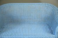 Blue Wicker Sofa (10 of 10)