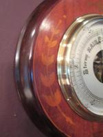 High Quality Antique Sheraton Inlaid Barometer (3 of 6)