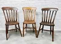 Mixed Set of 6 Windsor Kitchen Chairs (6 of 7)