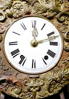Antique French Comtoise Clock (6 of 7)