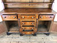 19th Century Welsh Oak Anglesey Dresser or Kitchen Sideboard (10 of 16)