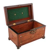 18th Century Chippendale Tea Caddy (4 of 8)