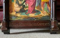 Pair of 19th Century Religious Old Master Oil Paintings - Set of 14 Available (5 of 32)