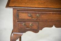 Antique Oak Lowboy (8 of 10)