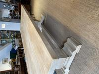 Large Wide Oak Refectory Table (10 of 13)