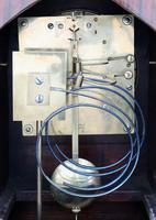 German Rosewood Ting Tang Mantel Clock by Winterhalder & Hofmeier (2 of 7)