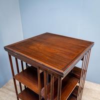 19th Century Revolving Bookcase (2 of 7)