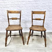 Set of 6 Barback Windsor Kitchen Chairs (5 of 7)