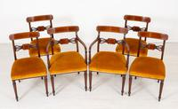 Set of 6 Sheraton Revival Dining Chairs (2 of 17)