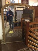 Victorian Gilt Mirror (2 of 5)