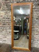 Art Deco Brass Mirror (2 of 3)