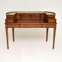 Antique Mahogany Carlton House Desk (13 of 14)