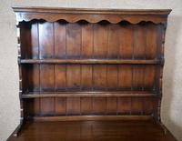 Titchmarsh Goodwin Period Style Carved Solid Oak Dresser (5 of 8)