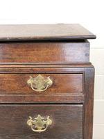 18th Century Oak Clerks Desk (6 of 12)
