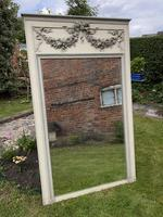 Painted Trumeau Mirror (4 of 6)