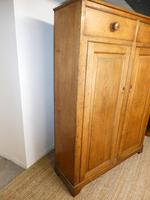 19th Century Shelved Pine Cupboard (4 of 8)