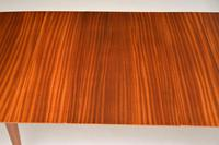 1950's Vintage Mahogany Dining Table by Peter Hayward for Vanson (10 of 11)
