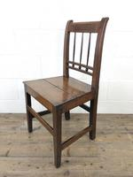 Pair of 19th Century Welsh Oak Farmhouse Chairs (4 of 11)