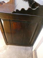 English 18th Century Oak Dresser with Spice Drawers (13 of 15)