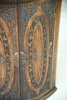 Georgian Oak Corner Cupboard (7 of 8)