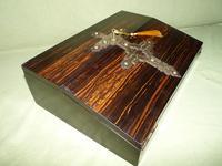 Quality Betjemann Coromandel Writing Box c.1870 (5 of 15)