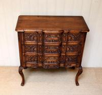 French Oak Chest of Drawers (4 of 10)