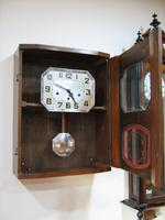 Lovely French Art Deco Westminster Chiming Wall Clock by Stem (2 of 6)