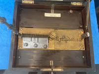 Victorian  Walnut Symphonian Music Box (20 of 22)