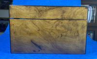 Victorian Figured Walnut Box (6 of 10)