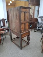 Oak Drinks Cabinet (7 of 7)