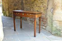 Fruitwood George II/III Side Table (2 of 12)