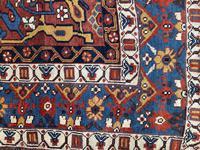 Antique Khamseh Rug 2.04m x 1.41m (7 of 10)