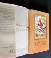 1949 Ladybird Book  Jeremy's Day In The Country by A. J. MacGregor with Dust Jacket (4 of 5)