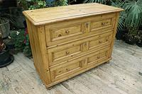 Gorgeous! Stunning! Big! Victorian Pine Chest of Drawers - We Deliver! (8 of 8)