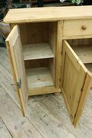 2m Pine Dresser Base Sideboard / Cupboard / TV Stand (10 of 13)