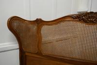 French Walnut Bergère Corbielle 5ft Bed Head (2 of 6)