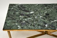 Vintage Brass & Marble Coffee  Table (4 of 9)