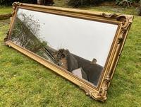 Large Gilt Landscape Mirror (6 of 6)