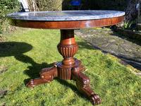 Flame Mahogany Gueridon Centre Table (2 of 7)