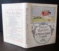 1921 Peter Rabbit in Mother Goose Land by Alma Hudson 1st Edition (2 of 6)