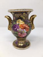 Stunning Antique Spode Vase Pattern 1166 c.1820 (5 of 14)