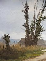 2 Oils on Board Spitisbury Dorset Listed Artist Pamela Derry 1960s (7 of 10)