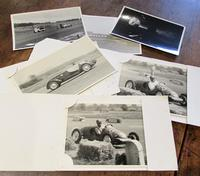 Huge Collection of 162 Original  1930's & 40's Grand  Prix  Racing Photographs (11 of 11)