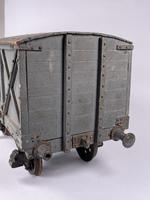 """Early 20th Century Wooden 3"""" Gauge Wagon (9 of 13)"""
