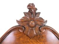 Victorian Mahogany Chiffonier with Mirror Back (8 of 10)