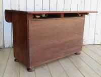 Antique French Drapers Chest of Drawers (4 of 13)