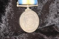 South Atlantic medal with rosette (5 of 9)