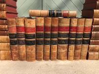 30 Antique Leather Bound Law Books 1890-1940 (4 of 6)