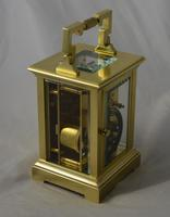 Richard & Co of Paris Striking French Carriage Clock (4 of 6)